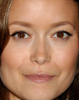 Summer Glau's Eyes