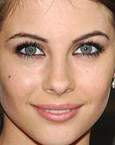 Willa Holland's Eyes