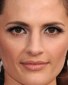 Stana Katic's Face