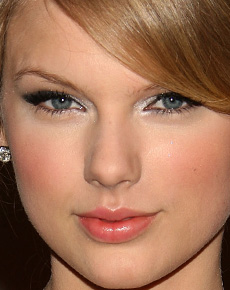 Taylor Swift's Face